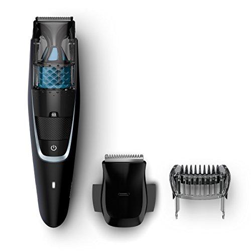 Philips Serie 7000 BT7201/16 - Barbero con sistema de aspiración, para barba,...