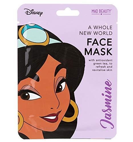Disney Princess Aladdin Jasmine Face Mask