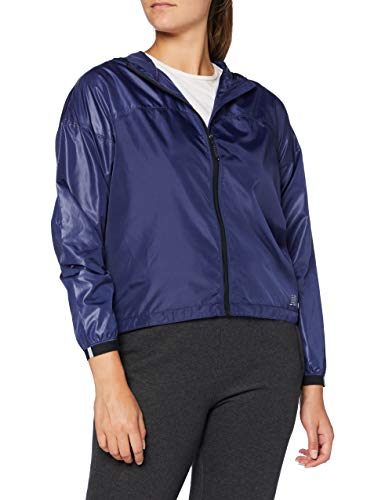 New Balance Light Packable Jacket Chaqueta, Mujer, Techtonic Azul,...