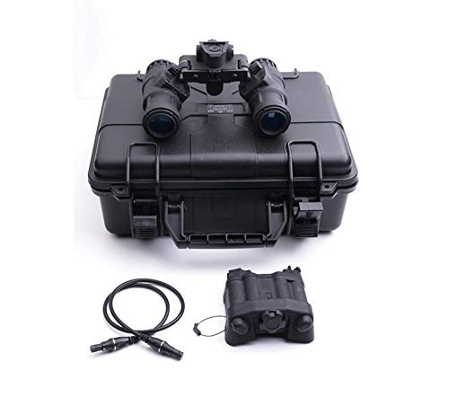 FMA Tactical AN/PVS31 Helmet Dummy Night Vision Goggle Model No Function NVG with Battery Case