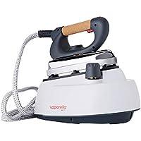 Polti Vaporella 505_Pro Centro de planchado a vapor con caldera, tapón de seguridad, 3.5 bar, 1750 W, Blanco/Gris