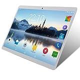 FancysweetyFR MT6592 10,1 Pouces Android 7.0 Tablette PC 2 Go + 32 Go de Stockage Double Carte SIM Emplacement 2.0MP Appareil Photo 3G Appel téléphonique avec GPS FM