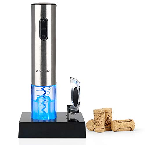 Our #2 Pick is the Secura Electric Wine Opener