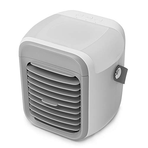 Balhvit Portable Air Conditioner Fan, USB Rechargeable Personal Mini Air...