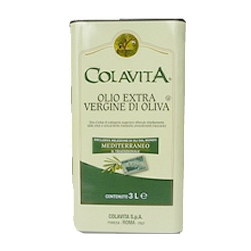 Extra Virgin Olive Oil MEDITERRANEO 3 Lt - Colav