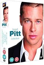 Brad Pitt Collection - 5-DVD Boxset ( Mr. & Mrs. Smith / Kalifornia / Fight Club / Thelma & Louise / A River Runs Through It ) [ Origen UK, Ningun Idioma Espanol ]
