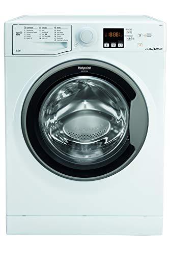 Hotpoint ST RSF 824 S IT lavatrice Libera installazione Caricamento frontale Bianco 8 kg 1200 Giri/min A+++