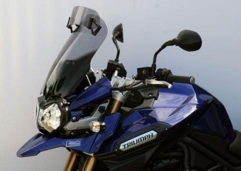 Vario- Touringscheibe MRA für Triumph Tiger 1200 Explorer ab 2012 rauchgrau