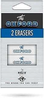Helix Vintage Oxford Eraser (Pack Of 2)