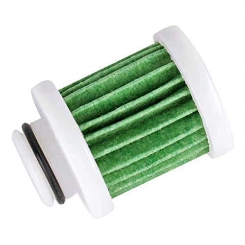 Accesorios de filtro de combustible durables de 2 piezas 6D8-WS24A-00 para externos marinos 40-115HP Automóvil (Color : Green)