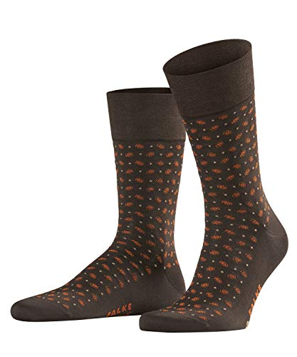 FALKE Herren Socken Sensitive Jabot, 1 Paar, Brown, 39-42