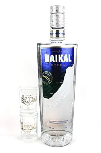 Baikal-Vodka-in-Geschenkverpackung-40-vol-07L-mit-2-Shot-Glaeser