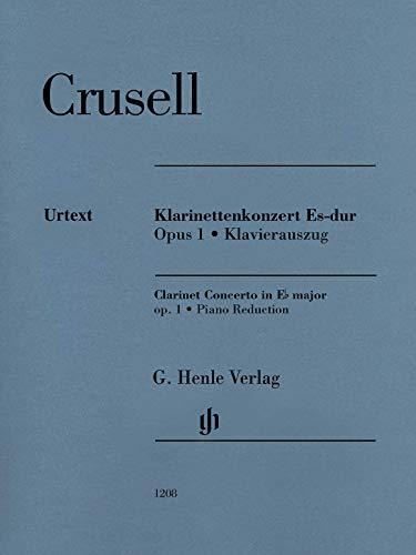 Klarinettenkonzert Es-dur op. 1; Klavierauszug