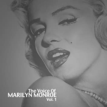The Voice of Marilyn Monroe, Vol. 1