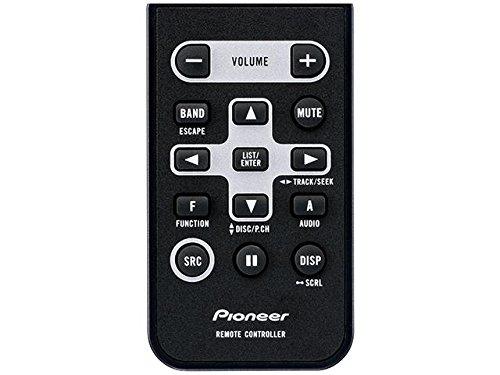 ORIGINAL PIONEER CD-R320 Fernbedienung DEH-3110UB MVH-8200 AVH-P4200DVD