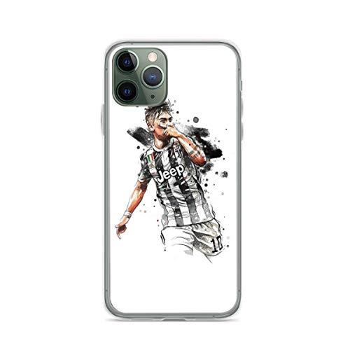 Custodie per Telefoni Paulo Dybala Cover iPhone 12/11 Pro Max 12 mini SE X/XS Max XR 8 7 6 6s Plus Custodie