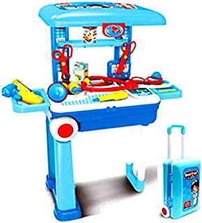 Kids medical suitcase set role play doctor pretend toy play house toys