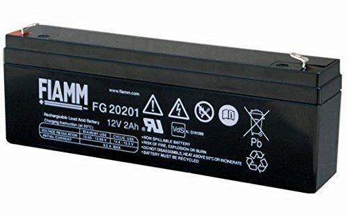 FIAMM FG20201 2Ah 12V batteria UPS