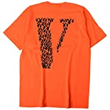 VLONE × PLAYBOI ヴィーロン ヴィーローン Tシャツ 半袖 PLAY BOY プレイボーイ Authentic Vlone x Playboy エイサップモブ プレイボーイカルティ VLONE-PLAYBOI-OB