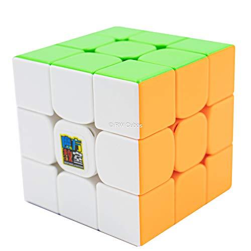 Cubo Mágico Profissional 3x3x3 Magnético MF3M MoYu Stickerless
