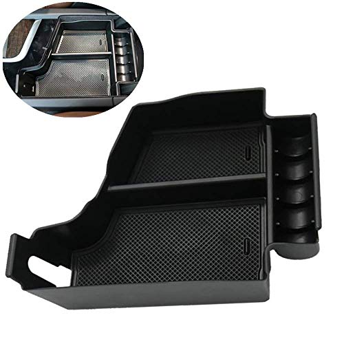 Oceson Center Console Armrest Insert Organizer Tray Pallet Storage Box Container for Volvo XC90 2015-2020, XC60 2018-2020, V90 S90 2015-2020