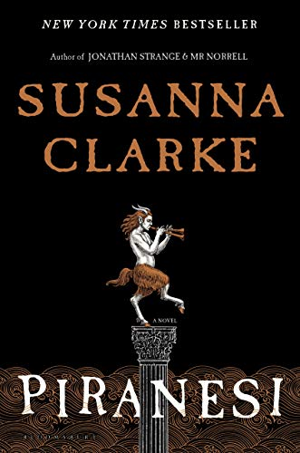Piranesi by [Susanna Clarke]