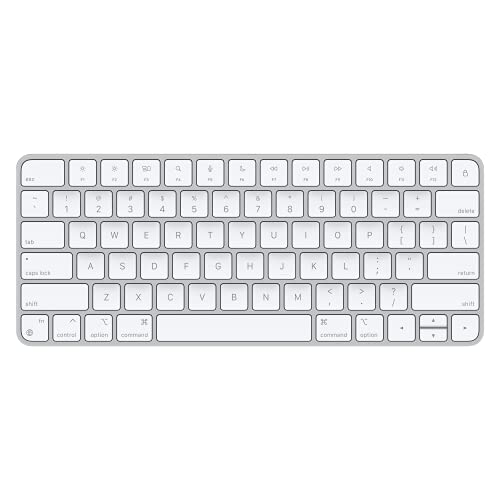 Apple Magic Keyboard - US English - Silver