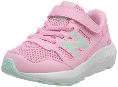 New Balance 570v2, Scarpe per Jogging su Strada Bambina, Pink Lemonade, 17 EU