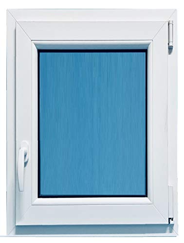 ECO-BLU (V25T) Ventana Pvc 800x1000 Oscilobatiente Derecha 1h, Blanco