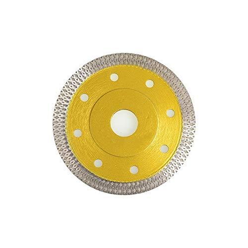GUONING-L La baldosa cerámica de Diamante Hoja de Sierra Amoladora de lámina 1Pcs fragmentos de mármol de la India microcristalina baldosa vitrificada Disco de Corte Herramientas