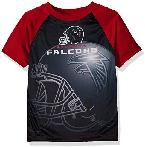 NFL Atlanta Falcons Boys Short Sleeve T Shirt Multi Color 2T product image