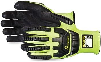 Contender FIRE Retardant SLV 18 C//W STAYz UP Armbands M Superior Glove Works Ltd.