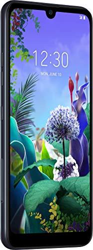 """LG Q60 - Smartphone (15.9 cm (6.26""""), 64GB ROM, 3GB RAM, Dual SIM) Aurora Black"""
