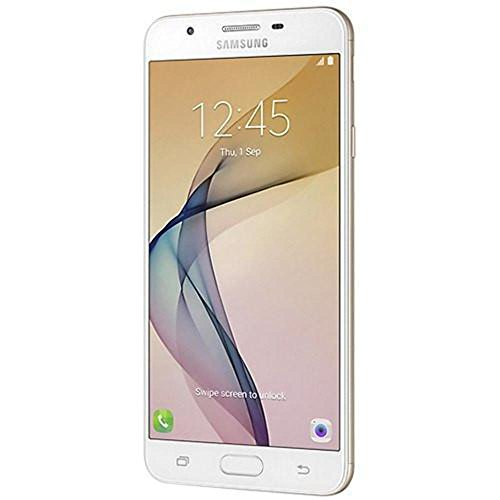 "Samsung Galaxy J7 Prime (32GB) G610F/DS - 5.5"" Dual SIM Unlocked Phone with Finger Print Sensor (Gold)"