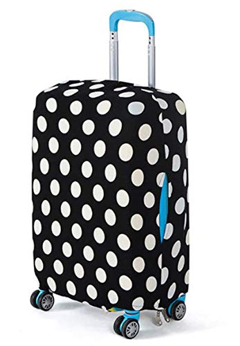 Travel Luggage Cover Suitcase Case Protector Elastic Cover Apply for Many Size Travel Bags Small Design