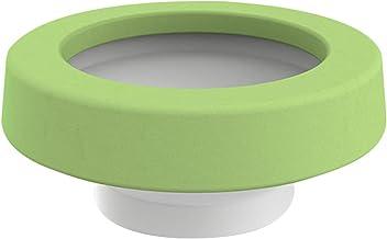 Cabilock Extra Dikke Wc Wax Ring Universele Rubber Wc Flens Wasmachine Geur Proof Toiletpot Seal Pakking Voor Hotel Badkam...