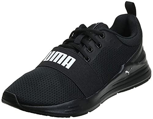 Puma Wired Run, Zapatillas de Running Unisex Adulto, Black, 42 EU