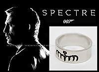 映画 007 スペクター リング 指輪 オクトパス 007 SPECTRE ジェームズ ボンド ダニエル クレイグ クリストフ ヴァルツ モニカ ベルッチ (18) [並行輸入品]