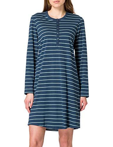 Schiesser Damen 1/1, 95cm Nachthemd, Multicolor 3, 48