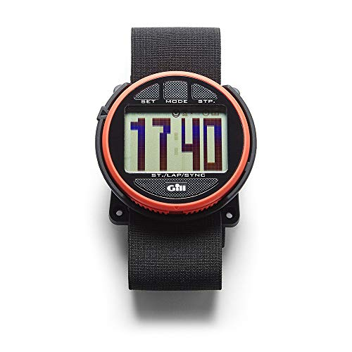 Gill 2018 Regatta Race Timer Watch Tango Buttons W014