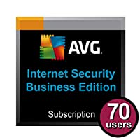 AVG Internet Security Business Edition for 75 Computers for 1 Year