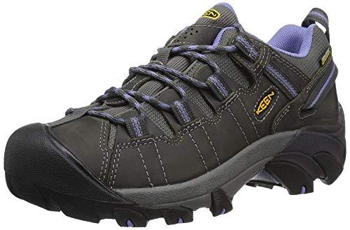 KEEN Women's Targhee II Outdoor Shoe, Magnet/Periwinkle, 6 M US