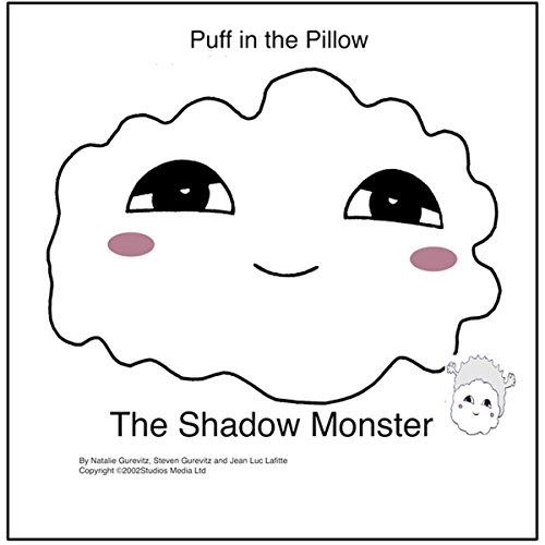 Puff in the Pillow: The Shadow Monster audiobook cover art