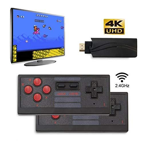 OTTF 2.4G Wireless Gamepad, USB-Controller Game Pad Joystick, 1080P HD TV-Spielekonsole Handy Controller Die Reichweite Der Funksteuerung Beträgt Bis Zu Acht Meter