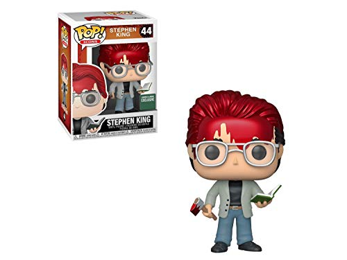 POP! Funko Icons: Stephen King with Axe and Book #44
