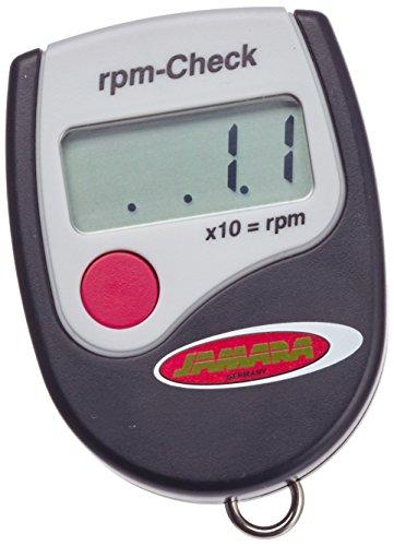 Jamara 171202 - Drehzahlmesser RPM - Check