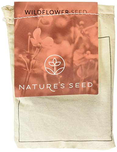 Nature's Seed California Wildflower Blend, 500 sq. ft.