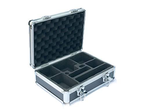 Lintern Pro Étui de protection rigide en aluminium pour appareil photo de sport et accessoires 245 x 195 x 90 mm Compatible avec toutes les marques