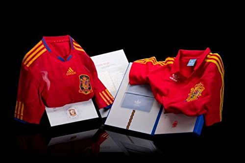 adidas - ESPAÑA 1ª Set 1982/2010 EDICION COLECCIONISTA Hombre