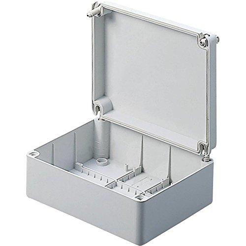 Gewiss Cassetta Stagna Scatola di derivazione con coperchio basso a vite per pareti lisce IP56 (GW44206)